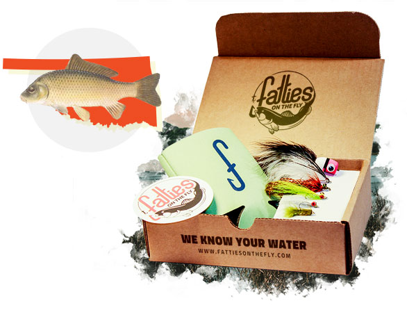 Ok trash hatch fatties on the fly for Monthly fishing subscription boxes